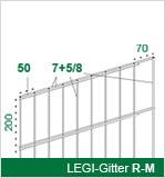 Gitter R-M 7+5/8