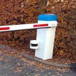 ELKA Schranke mit Laserscanner