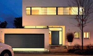 Haustüre, Garagentore und Hoftor