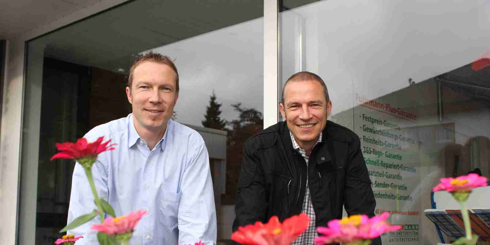 Kai-Peter und FalkoFuhrmann